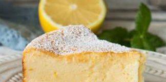 fondant à la faisselle et au citron WW