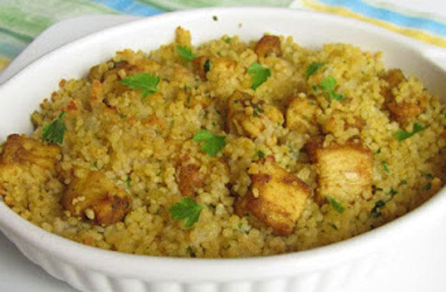 Couscous De Poulet Au Curry Ww Plat Et Recette