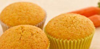 muffins ACE (carotte - orange - citron) WW