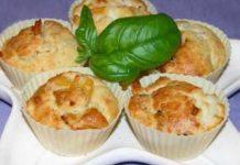 muffins au jambon et olives vertes WW