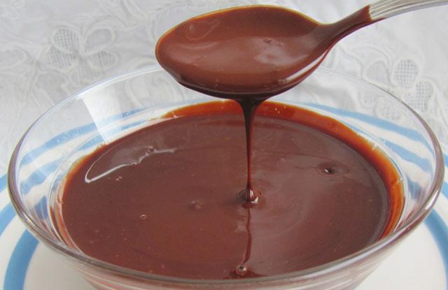 sauce au chocolat magique au thermomix