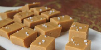 Fudge au Caramel au Beurre Salé au Thermomix