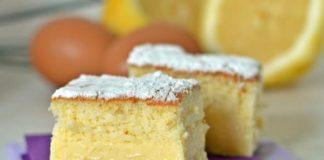 Gâteau Magique au Citron au Thermomix