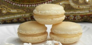 Macarons au Nougat au Thermomix