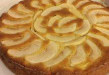 gâteau léger normand WW