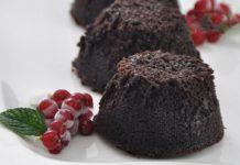 moelleux au chocolat coeur fondant au Varoma