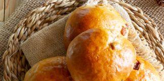 Brioche Légère au Yaourt et Raisins Secs WW