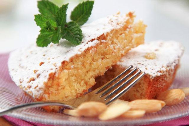 Gâteau Fondant aux Amandes ( Amandier) au Thermomix