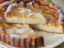 Gâteau aux Pomme et Mascarpone au Thermomix