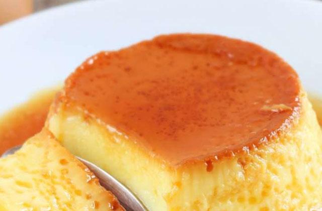 crème caramel au Varoma