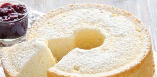 gâteau léger des anges WW