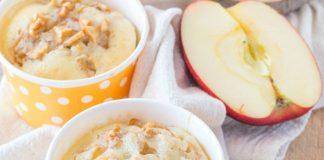 Muffins Légers aux Pommes WW