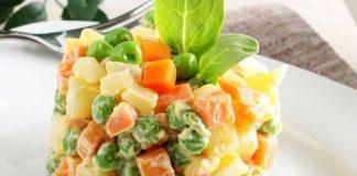Salade Russe Légère WW