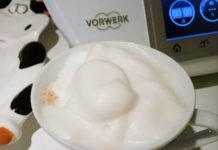 Cappuccino Maison au Thermomix