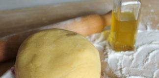 Pâte Brisée à l'Huile d'Olive au Thermomix