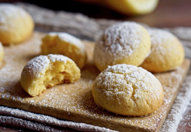 biscuits légers au yaourt et citron WW