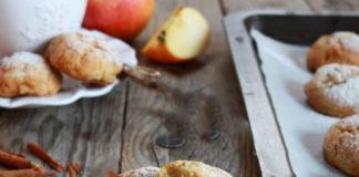 biscuits légers aux pommes WW