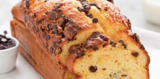 cake au yaourt et pépites de chocolat au Thermomix