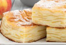 gâteau aux pommes sans farine ni beurre au Thermomix