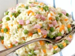 riz aux petits légumes et jambon WW