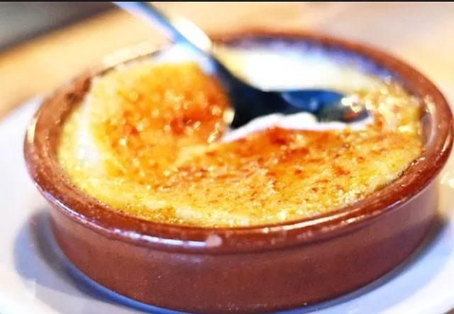 crème catalane légère WW