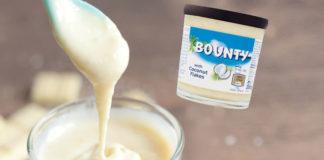 pâte à tartiner à la noix de coco ( BOUNTY ) au Thermomix