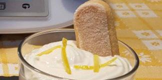 mousse au citron au Thermomix